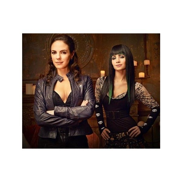 Howiroll / Lost Girl liked on Polyvore featuring lost girl ...
