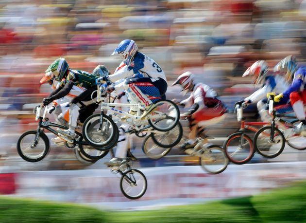 In The Moment Bmx Racing