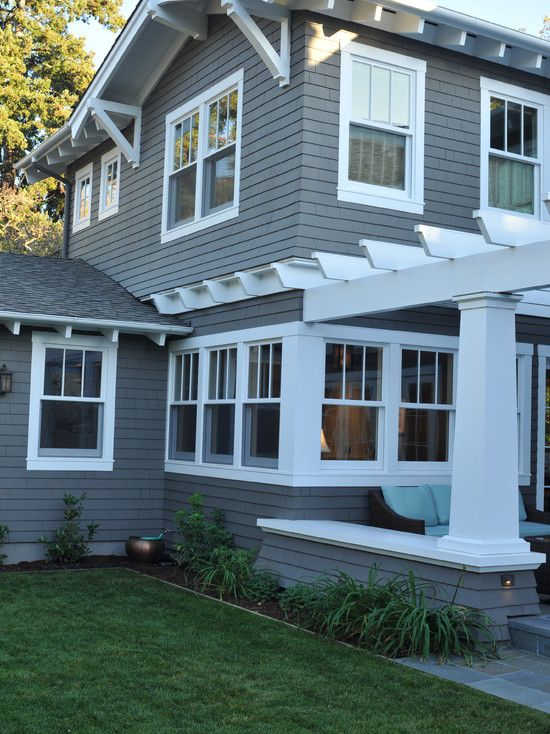 Craftsman Exterior Design Ideas Remodels Photos: Exterior Arts And Crafts Design, Pictures, Remodel, Decor And Ideas - Page 11