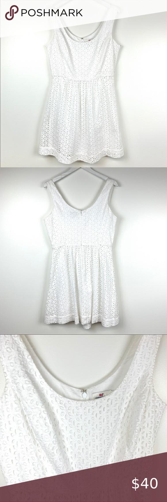 Vineyard Vines White Eyelet Dress Eyelet Dress White Eyelet White Eyelet Dress [ 1740 x 580 Pixel ]