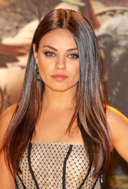 7 Freshest Spring Haircuts Right Now | Mila kunis, Haircuts and Hair ...