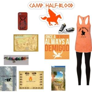 Camp half blood is perfect ok