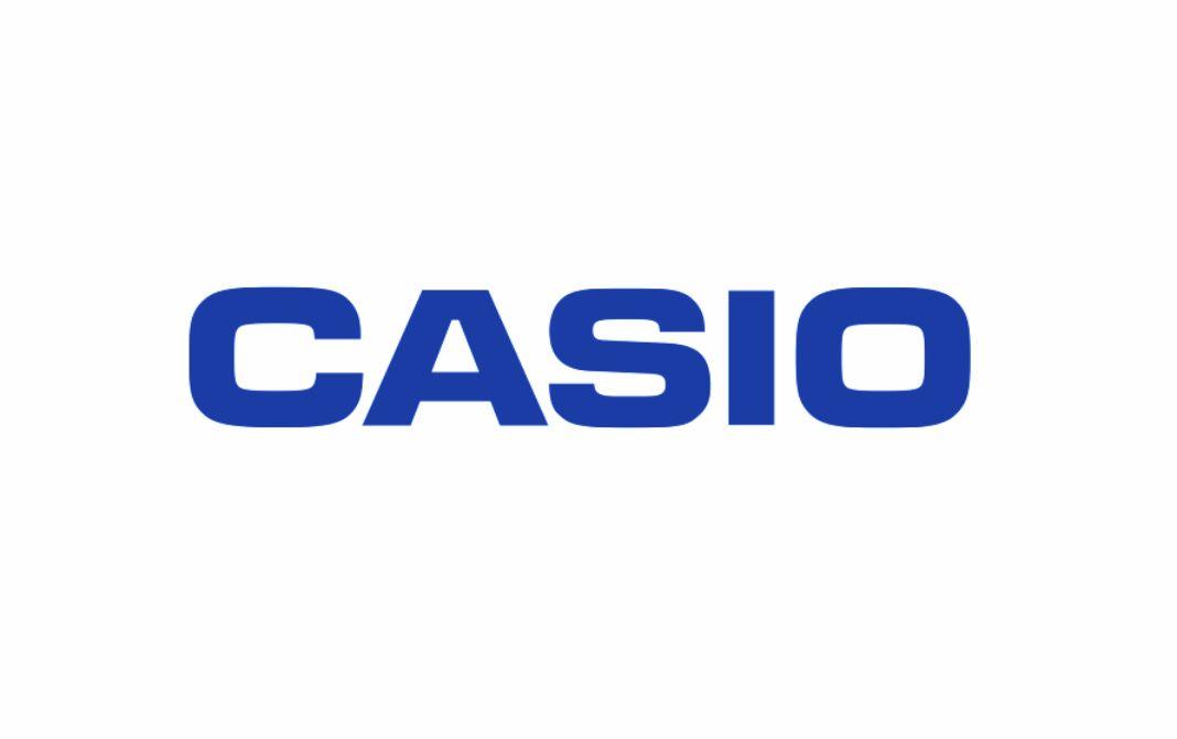 Thương hiệu Casio