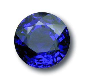 September Birthstone- Blue Sapphire