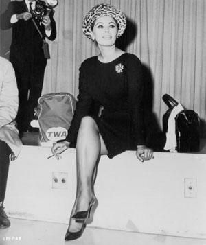 1965 | Its silhouette has changed over the years, but the LBD remains supremely chic.