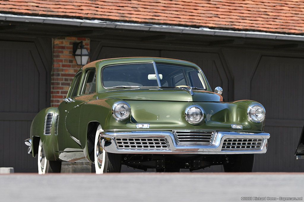 1948 Tucker 48 Review Classic cars