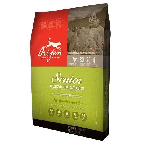 Orijen Senior Dry Dog Food Grain Free Dog Food Recipes Dry