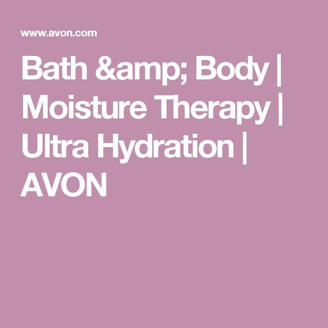 Bath & Body | Moisture Therapy | Ultra Hydration | AVON