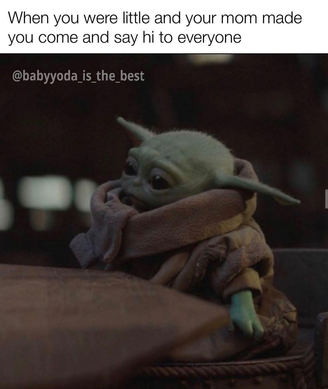 2 408 Likes 21 Comments Baby Yoda Babyyoda Is The Best On Instagram Follow Babyyoda Is The Best Yoda Starwa Yoda Yoda Wallpaper Funny Memes