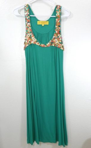 WOMEN-Catherine-Malandrino-sequined-dress-size-6