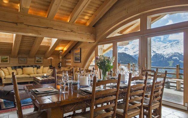 Strutture e case in legno lamellare che mantengono tutti i for Case in legno difetti