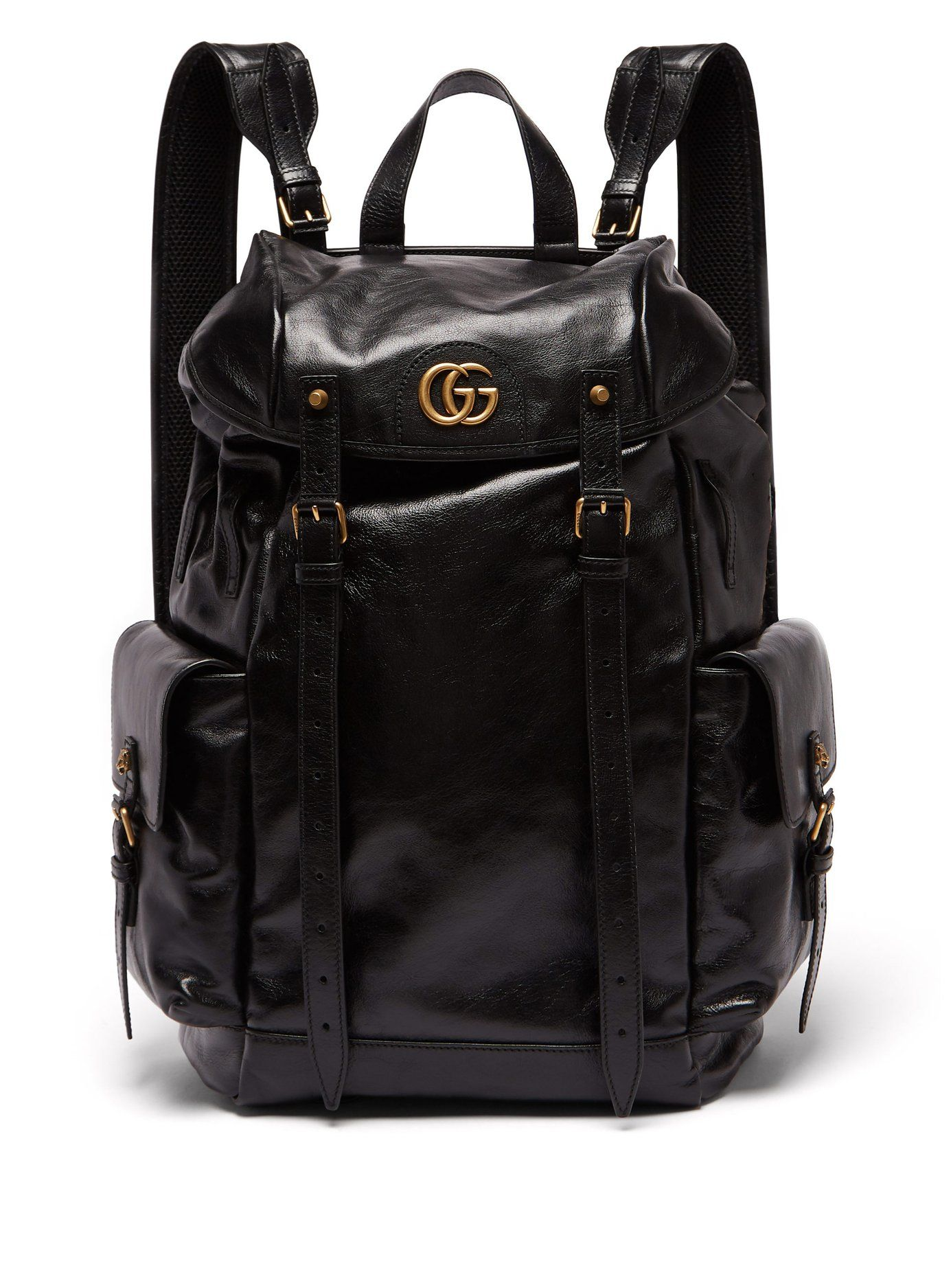 3c1c66837ee Re(Belle) leather backpack