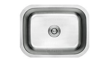 Lottare 800101 B B Series Single Bowl Stainless Steel Bar Laundry Sink Stainless Steel Bar Sink Kitchen Sinks