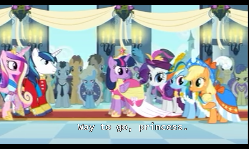 "S3E13 ""Magical Mystery Cure"""