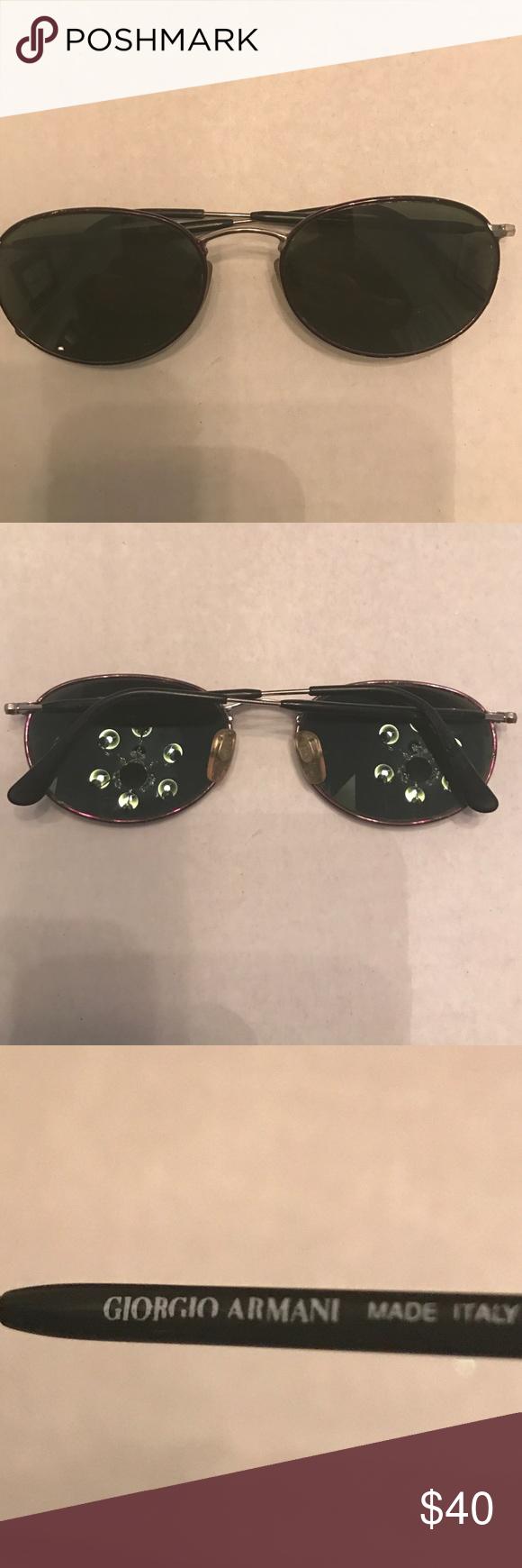 0dc982472e5a Georgia Armani sunglasses Sunglasses from the Georgia Armani frames of life  collection. Good used condition. With case Giorgio Armani Accessories  Glasses