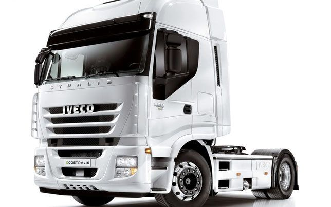 Iveco Stralis Service Repair Manual - Truck manual, wiring ...
