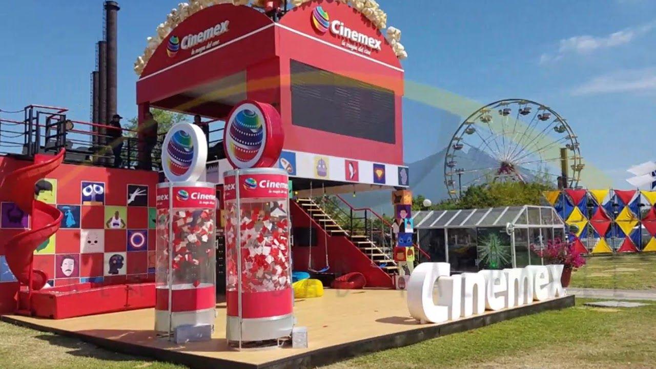 cabina de aire para promociones, ciclon millonario