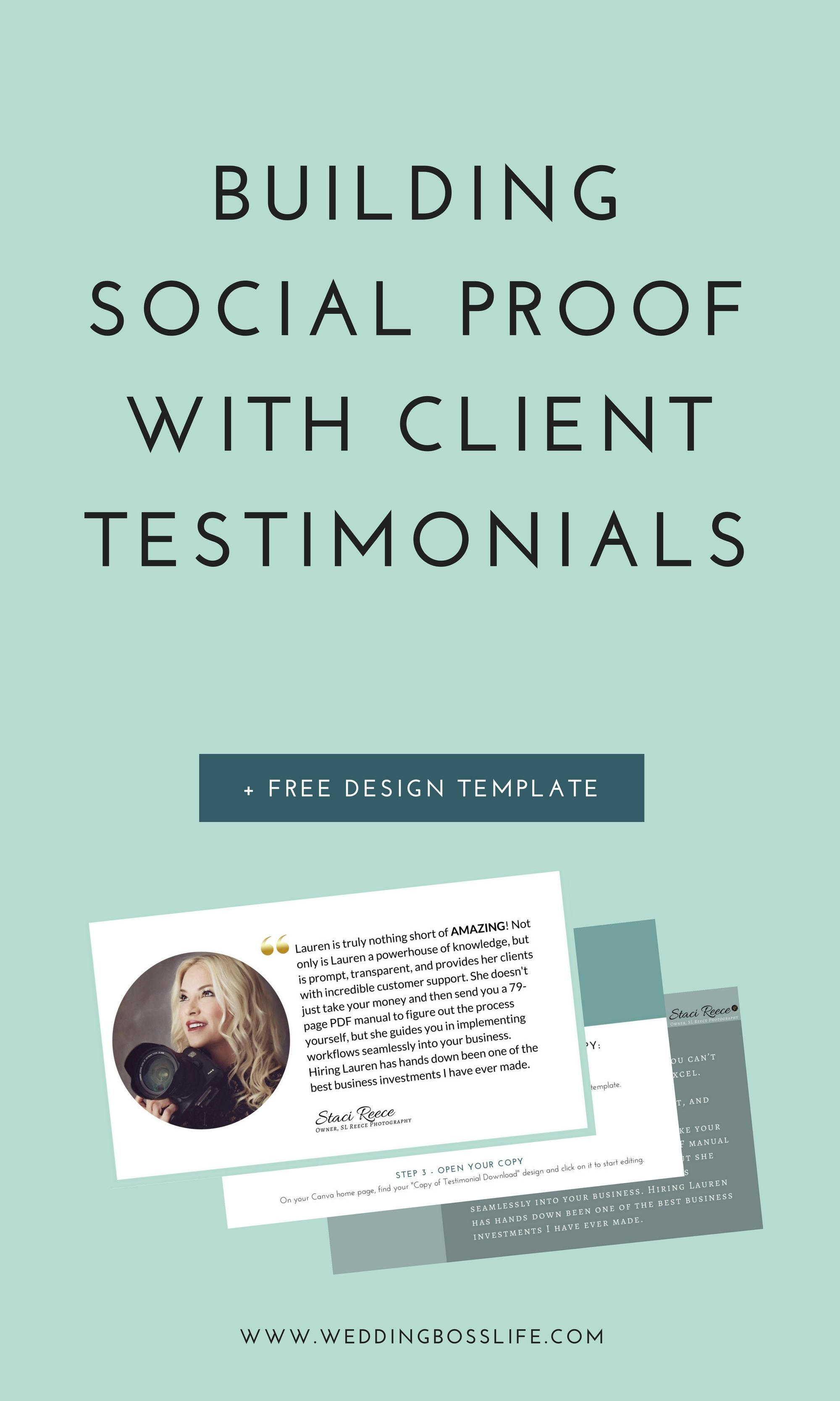 How To Showcase Client Reviews On Your Website Social