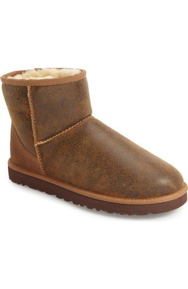b4be1bd59e5 UGG Classic Mini Bomber Boot With Genuine Shearling Or Uggpure. #ugg ...