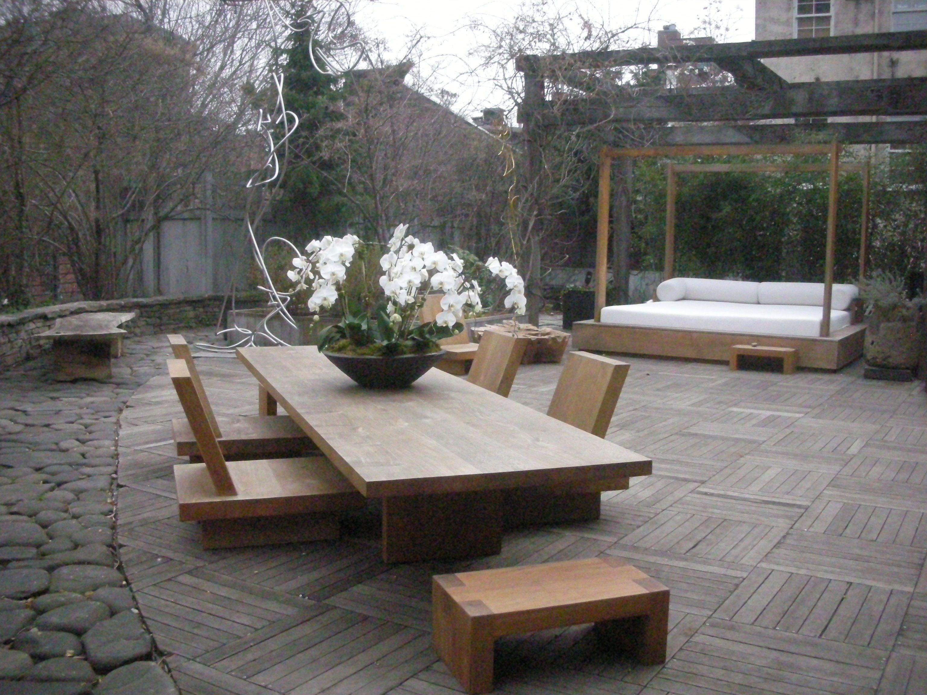 Urban Zen   Zen home decor, Zen furniture, Garden furniture