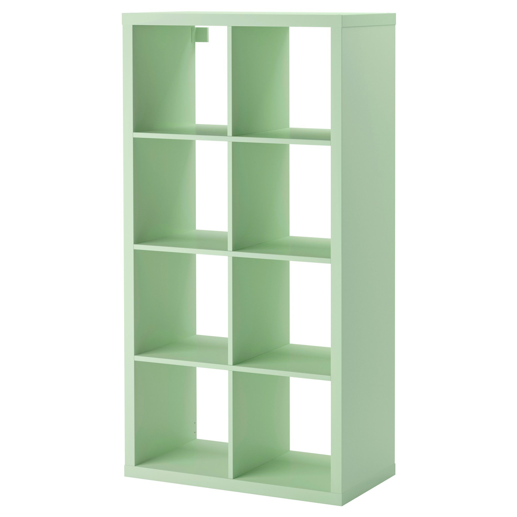 kallax shelving unit light green 64 99 dreamy mint ikea oh my