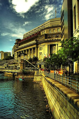 Fullerton Hotel Singapore Fullerton Hotel Singapore Hotels Best Places In Singapore
