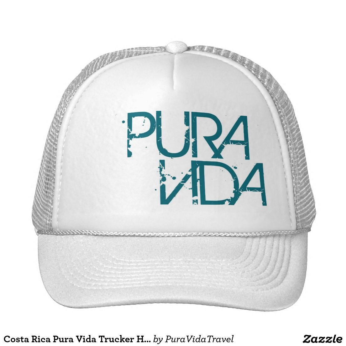 0914452ea authentic costa rica pura vida hat 75743 d8299