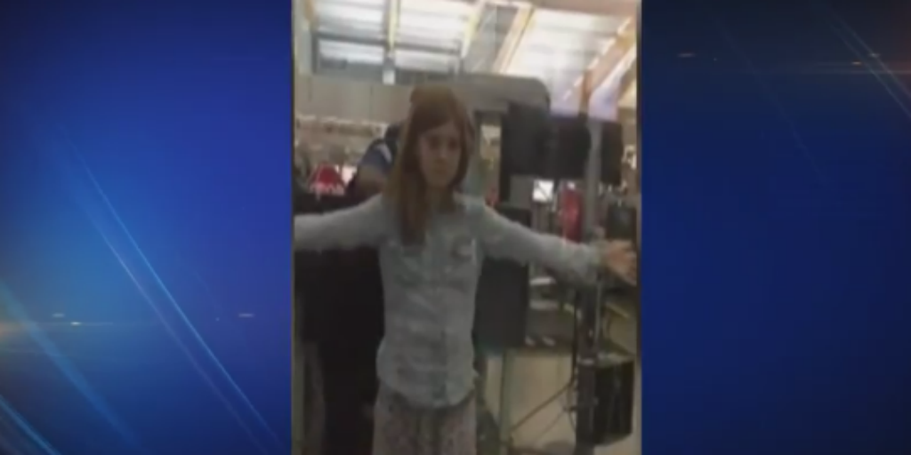 Father outraged at TSA for pat-down of 10-year-old