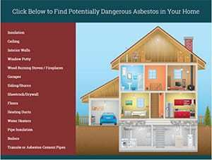 Is There Asbestos In My Home How To Check And What To Do If Asbestos Is Found Home Asbestos House