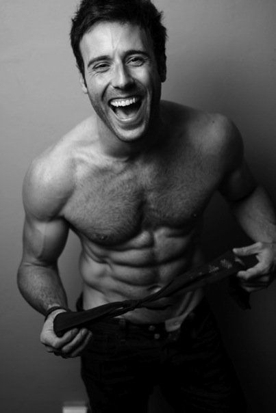 Coby Ryan Mclaughlin Sexy Pinterest Beautiful Men