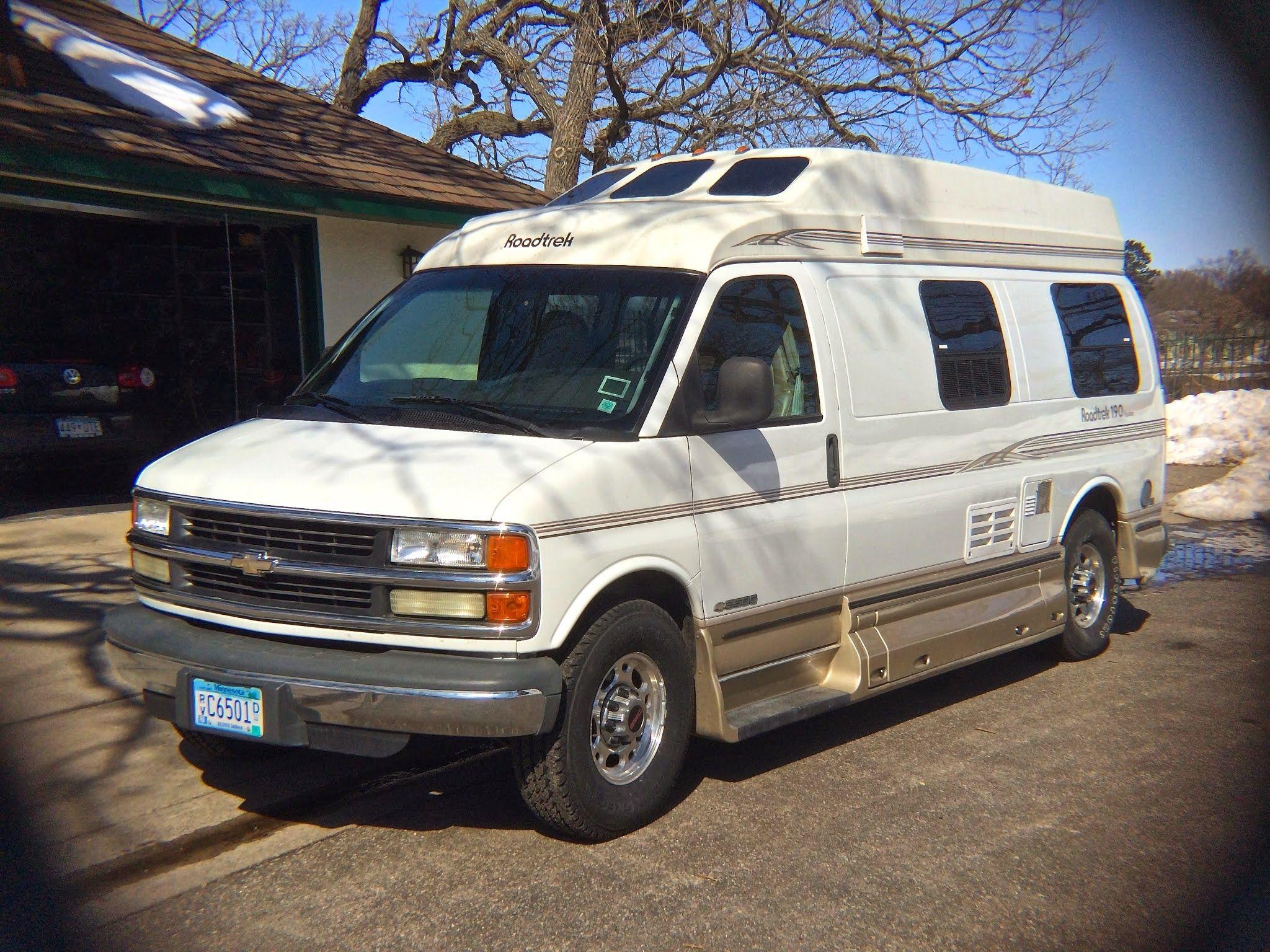 2002 Roadtrek 190 Popular For Sale 25 000 Roadtrek Class B Rv