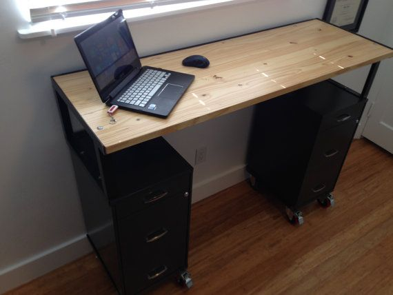 ideas file finish wood home cabinet desk with design computer office long espresso black filing drawer