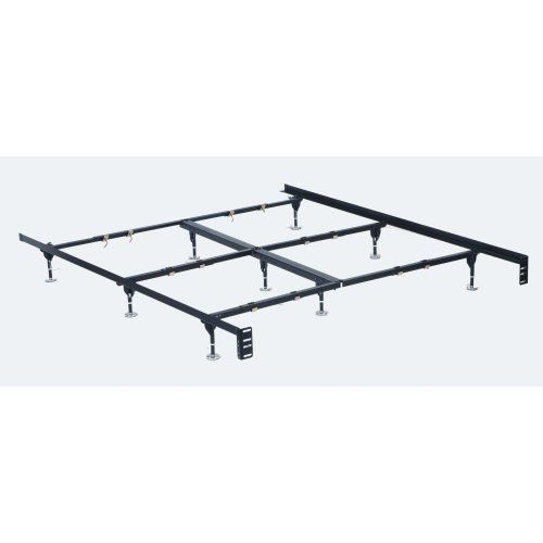 Hollywood Bed Frames Classic Clamp Style Adjustable Bed Frame With