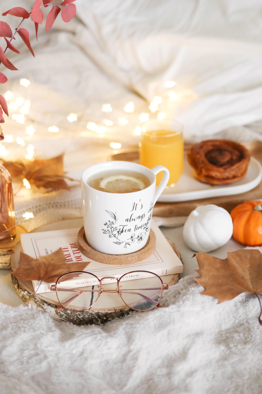 Nouvelle tasse maisons du monde : It\'s Always tea Time. Fall ...