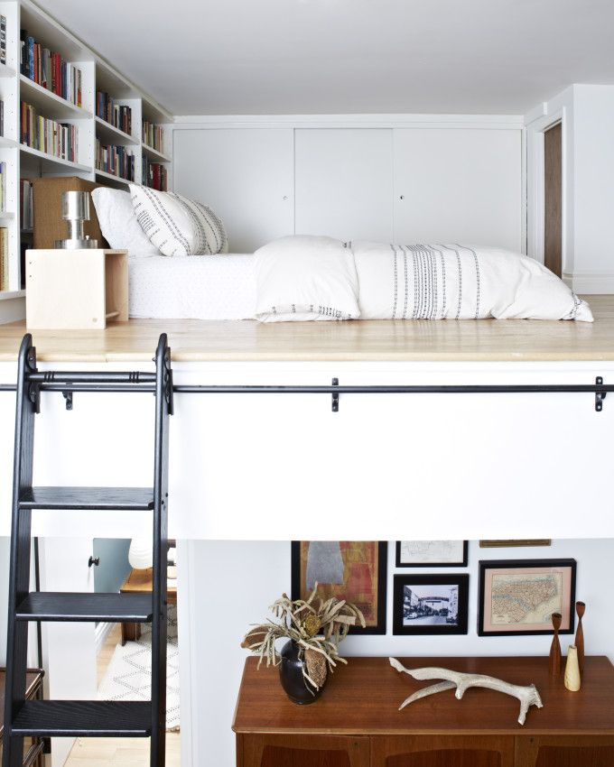 Brooklyn Studio Apartments: How To Make A Small Apartment Feel Huge
