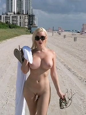 shemale Nude Beach