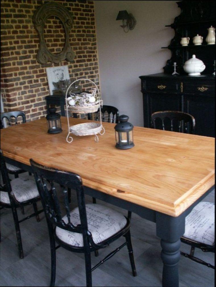 Relooker Table Bois Cuisine Bois Relooker Table De Cuisine En Bois Of Relooker Table Bois Peindre Table En Bois Table Bois Repeindre Table Bois