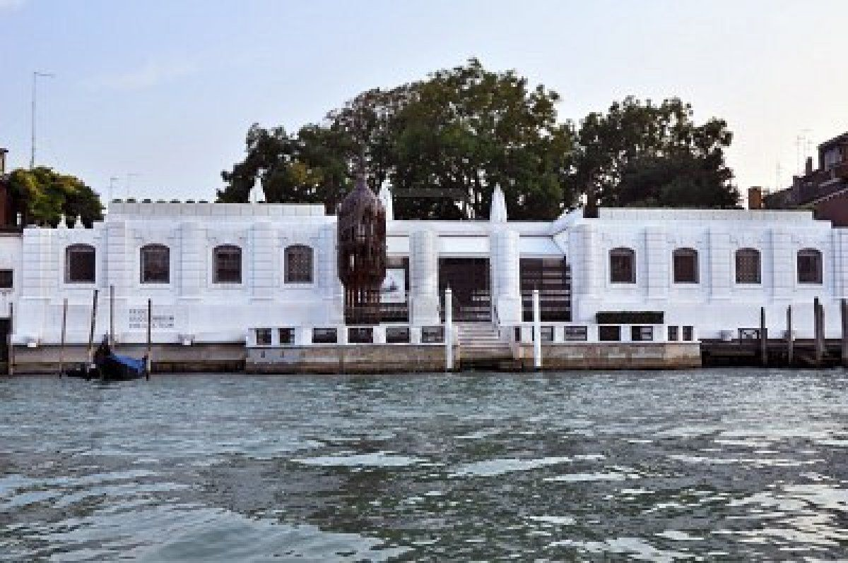 Guggenheim Venice.  Been there.