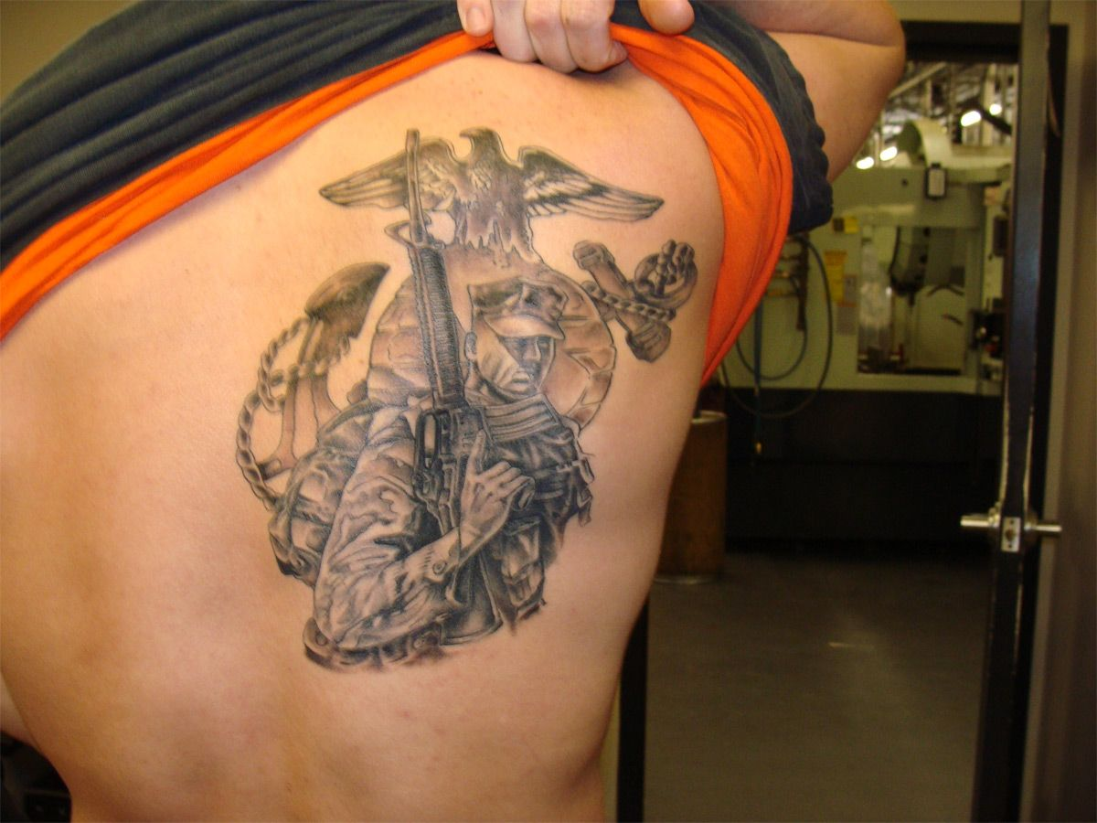 Grunt 0311 | Tattoo | Pinterest | Ink, Marine corps and Tattoos ...