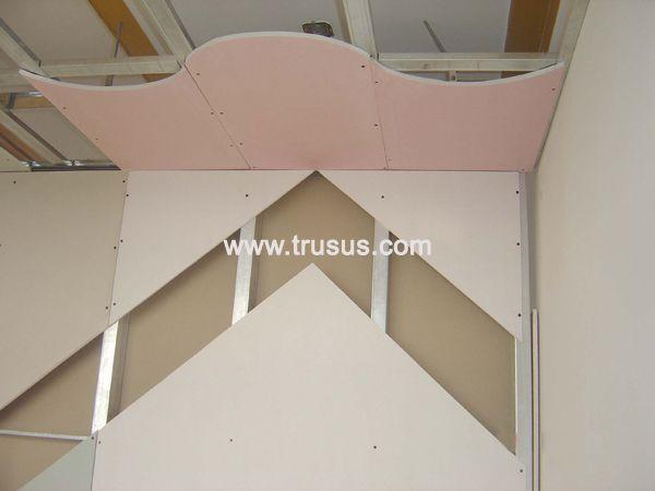 Pin By Trusus Building Materials Manu On Unique Love Gypsum Board Wall Cladding Gypsum Wall Gypsum Board