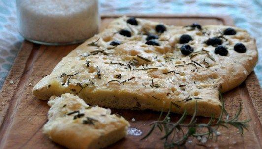 Das beste Focaccia der Welt: Leckeres Brot-Rezept