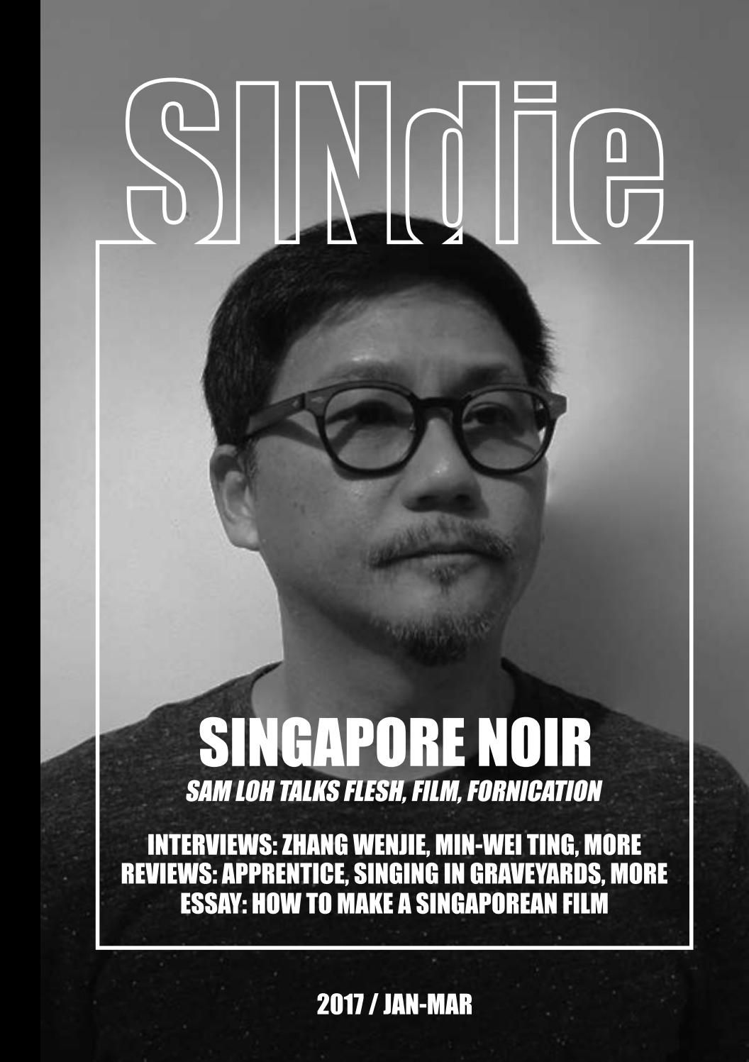 Featuring interviews with SGIFF Programme Director, Zhang Wenjie, independent filmmaker, Sam Loh, and more.
