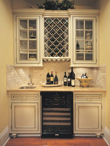 Built In China Cabinet With Wine Rack Design Pictures Remodel Decor And Ideas Page 6 Pantry Design Built In Wine Rack Wine Cellar Design