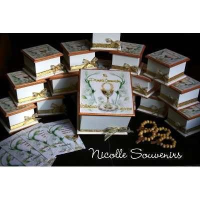 Denario + Tarjeta + Cajita Souvenirs Personalizada - $ 40,00 en MercadoLibre