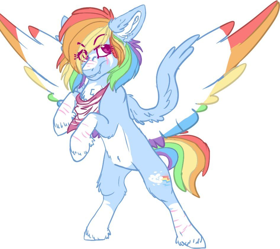 Rainbow Dash Angry Rainbow Dash By Rubez2525 On Deviantart