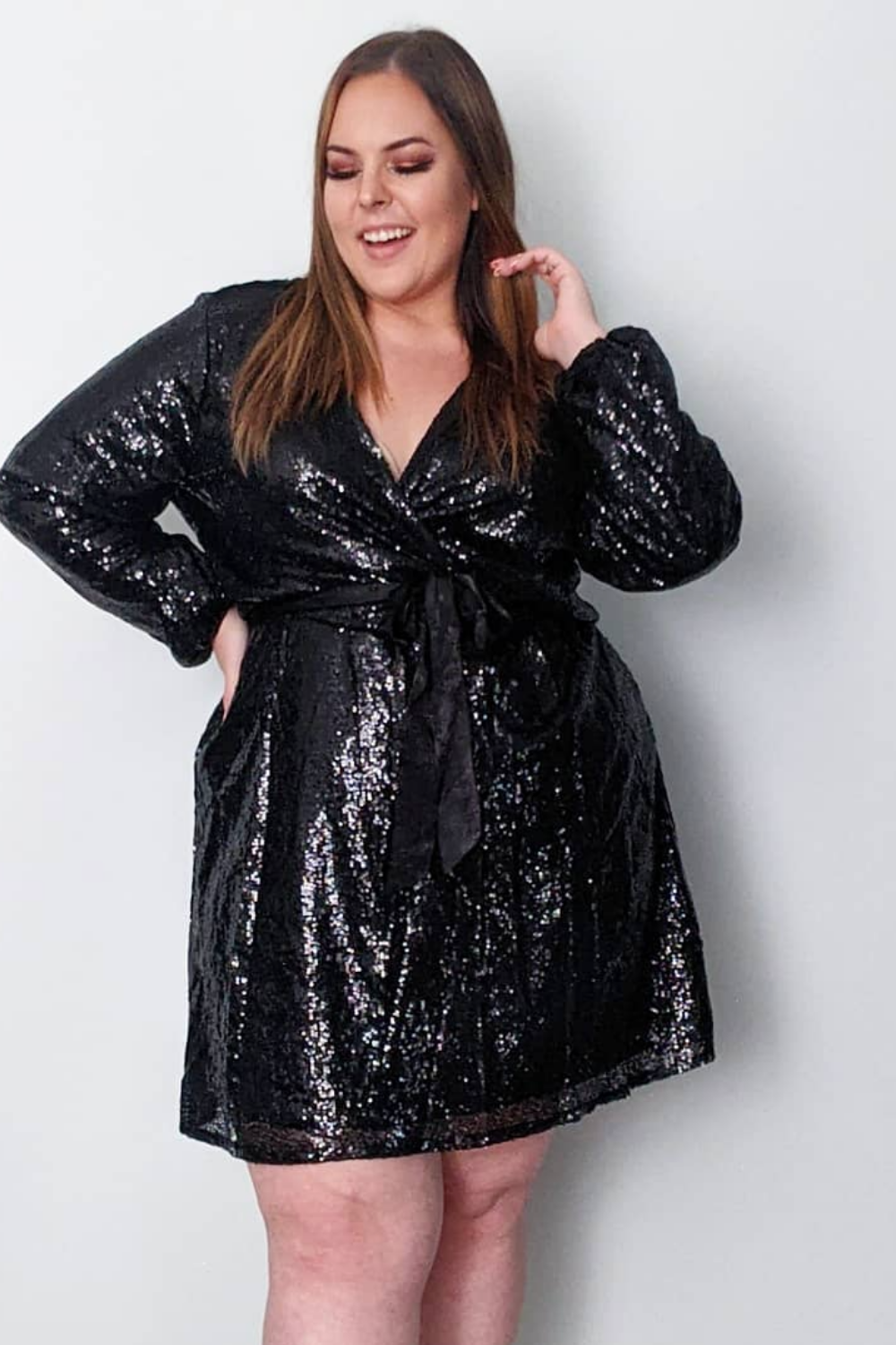 CMTC alumni Kari Kemp! Kari is also the owner of Eh Plus Apparek! Time to sparkle the day away and get that dress from Eh Plus Apparel! 😍🙌✨ Happy shopping! ✨🛍️✨ #theplusside #ehplus #plussizebrand #plussizestylewatch #plussizeboutique #canadianboutique #smallbusiness #smallbusinessowner #sweaterweather #curvyrevolution #curvygirl #fashiondiaries #fashioninspo #supportsmallbusiness #onlineboutique #itfitsmetoo #bodypositivity #bodyacceptance #bopo #beautybeyondsize #confidence