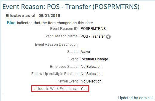 Configuring Successfactors Employee Central Job Info Into Employee