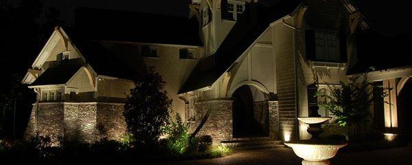 Charlotte outdoor landscape lighting designer lighting smart charlotte outdoor landscape lighting designer mozeypictures Gallery