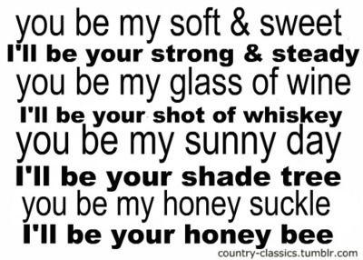 Honey Bee Blake Shelton Quotes Words