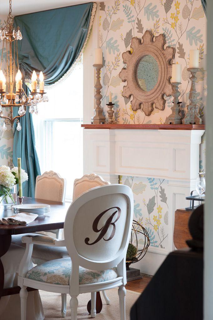 Charming Cottage Dining Room The Inspired Interior Designer